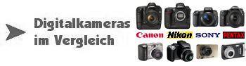 Bild: Übersicht der besten Digitalkameras im Kameravergleich