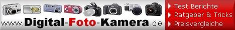 www.Digital-Foto-Kamera.de - Alles zur digitalen Fotografie - Preisvergleich + Testberichte Digitalkamera - Digitalfoto Versand Kosten-Vergleich