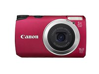 Foto: Canon PowerShot A3300-IS
