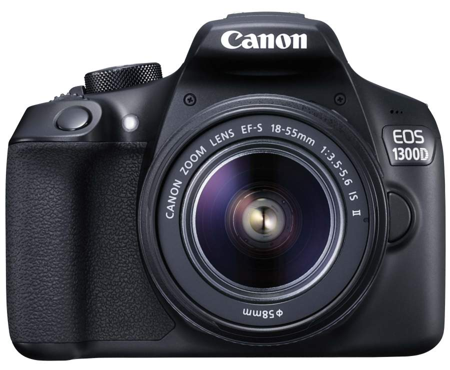canon eos 1300d spiegelreflexkamera digital. Black Bedroom Furniture Sets. Home Design Ideas