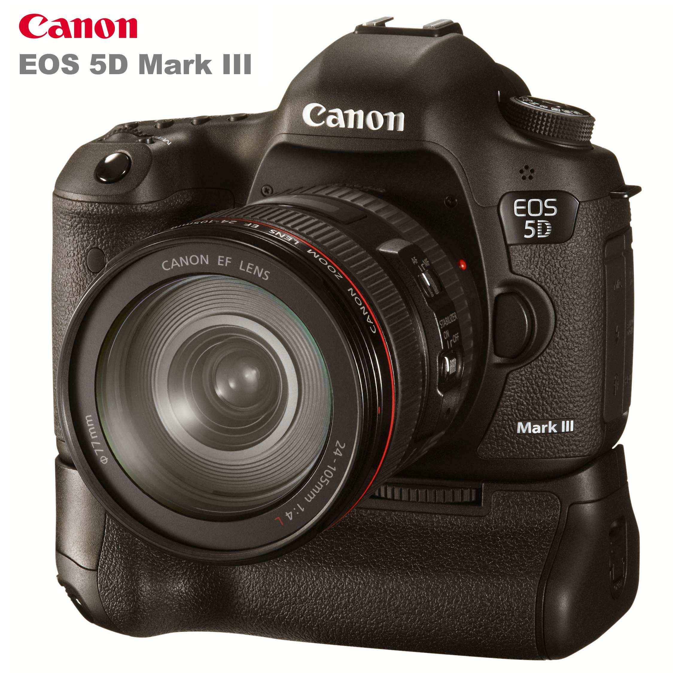 atualização de firmware canon 5d mark ii