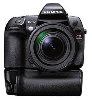 Bild: DSLR Olympus E-3