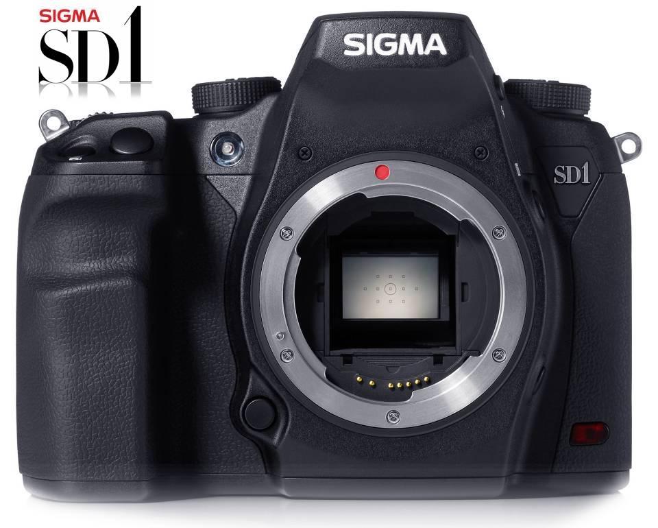 Foto: Sigma SD1